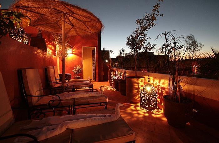 Hotel Spa Riad Dar El Aila Marrakech Medina Marrakech Morocco