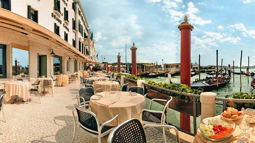 Hotel Monaco Grand Canal Venice Venice Italy Travel Republic