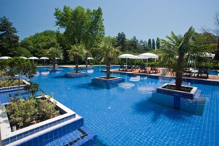 Grand Hotel And Spa Primoretz Bourgas Bourgas Bulgaria Travel