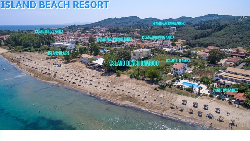 Island Beach Resort Kavos Party Hard Room