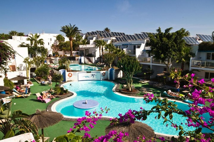 Parque tropical apartments puerto del carmen lanzarote spain travel republic - Cheap hotels lanzarote puerto del carmen ...