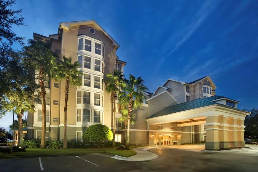 Homewood Suites By Hilton International Drive Orlando Intl Drive