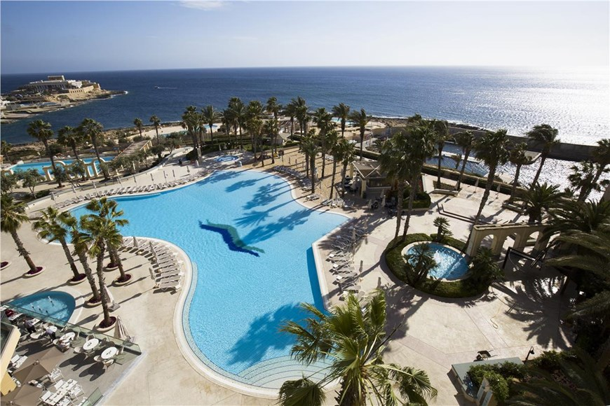 Hilton Hotels Company: Hilton Malta, St Julians, Malta, Malta