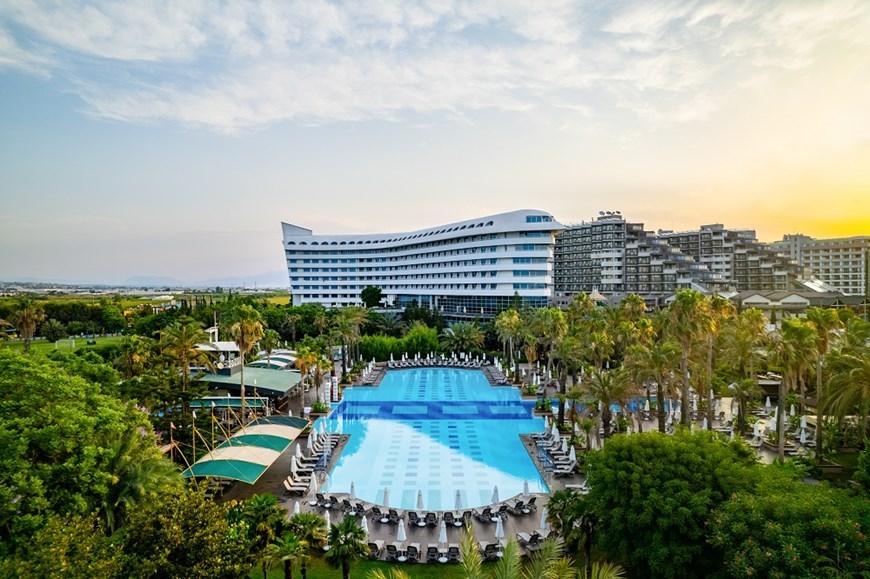 Concorde De Luxe Resort Hotel Lara Antalya Turkey Travel Republic