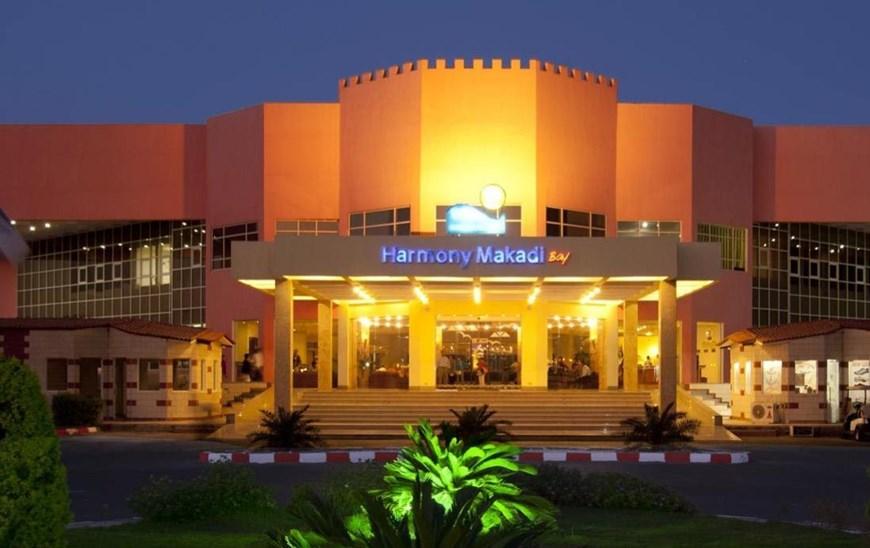 Harmony Makadi Bay And Resort Hotel Makadi Bay Hurghada Egypt