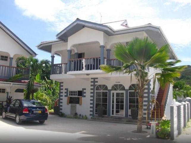 Hotel Chateau Sans Souci Praslin