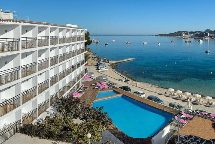 Hotel Playasol San Remo San Antonio Bay Ibiza Spain Travel Republic