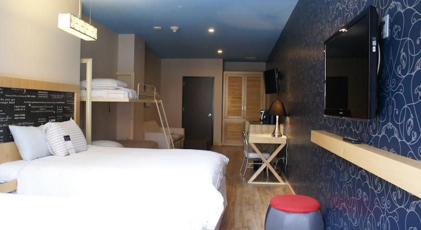 Tryp Times Square South New York Usa Emirates Holidays
