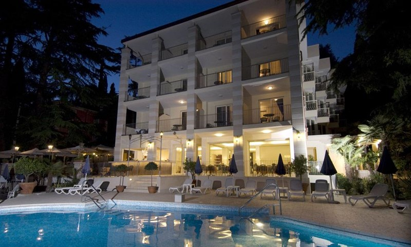 Hotel Excelsior Le Terrazze Garda Lake Garda Italy