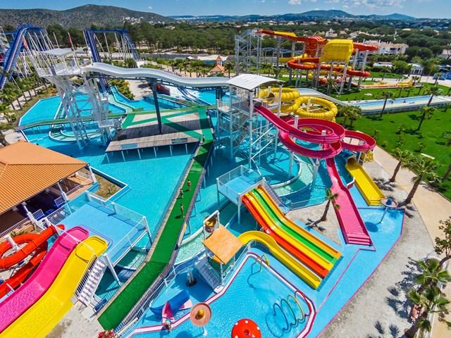 Aquashow Park Hotel Quarteira Algarve Portugal Travel