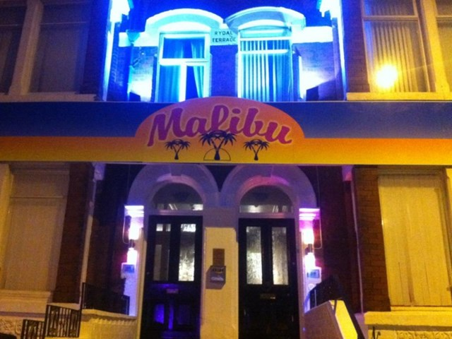 the malibu party hotel blackpool lancashire united. Black Bedroom Furniture Sets. Home Design Ideas