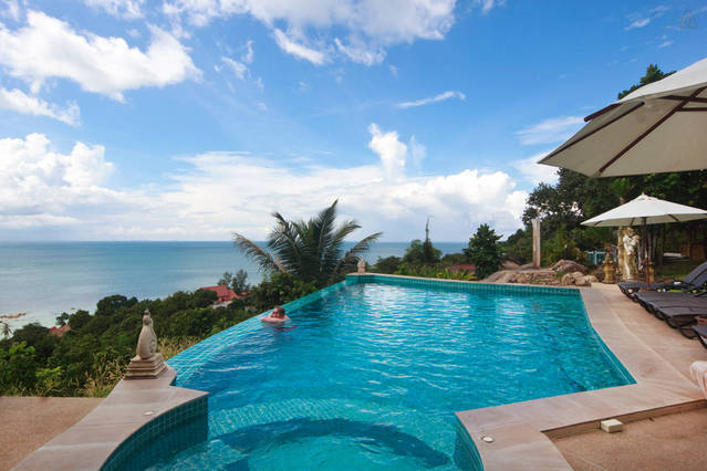 Sunset Hill Resort Ko Phangan Koh Phangan Thailand