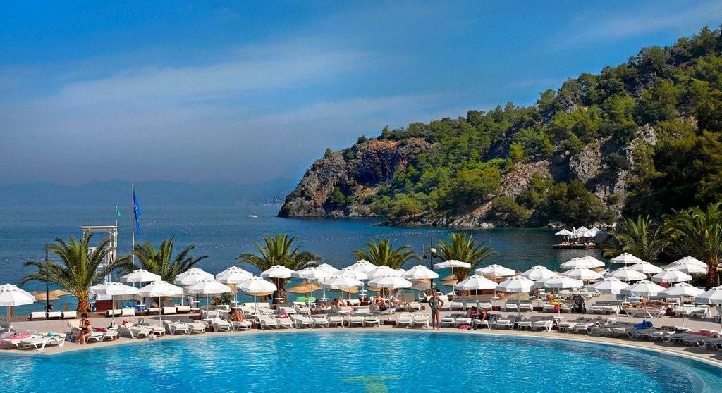 Hillside Beach Club Fethiye Dalaman Turkey Travel Republic