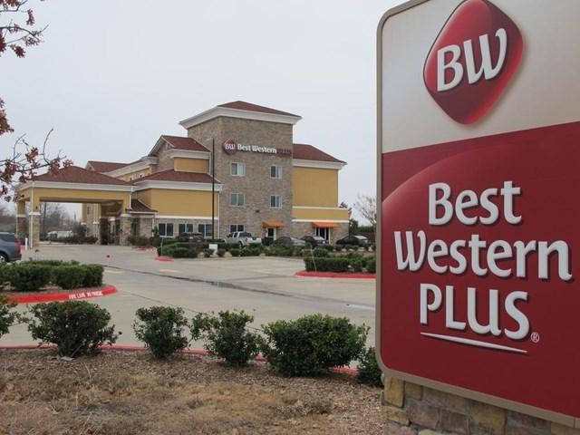 Best Western Hotel Wylie Texas