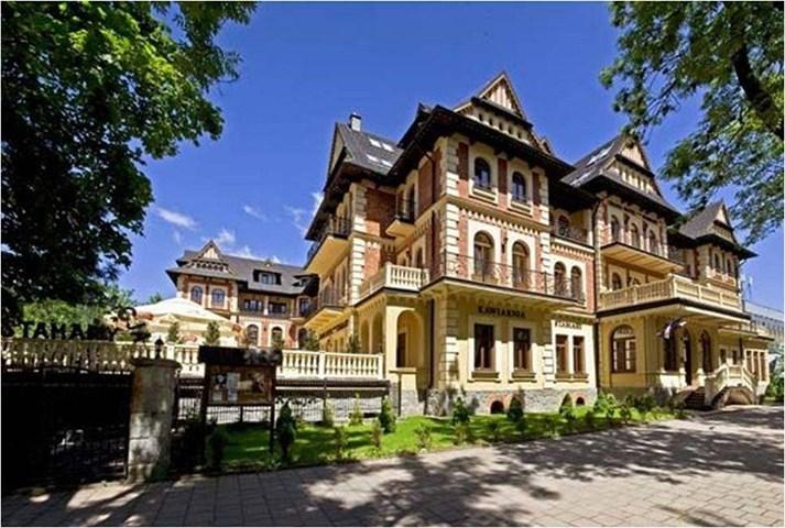 Grand Hotel Stamary Wellness Spa Zakopane Krakow Poland