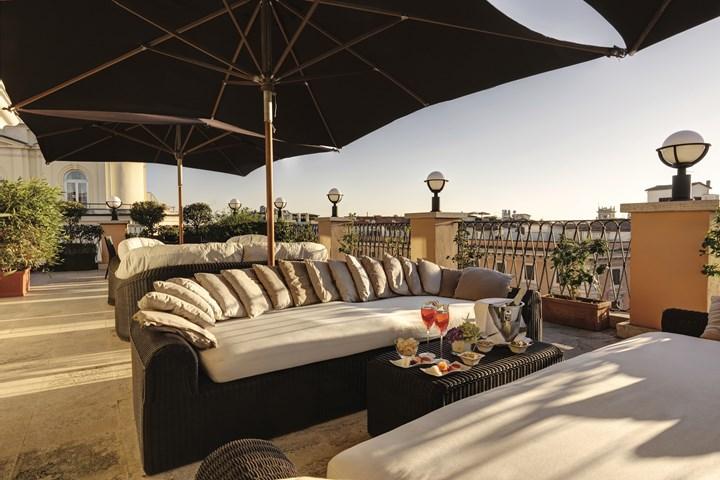 Grand Hotel Via Veneto Rome Italy Emirates Holidays
