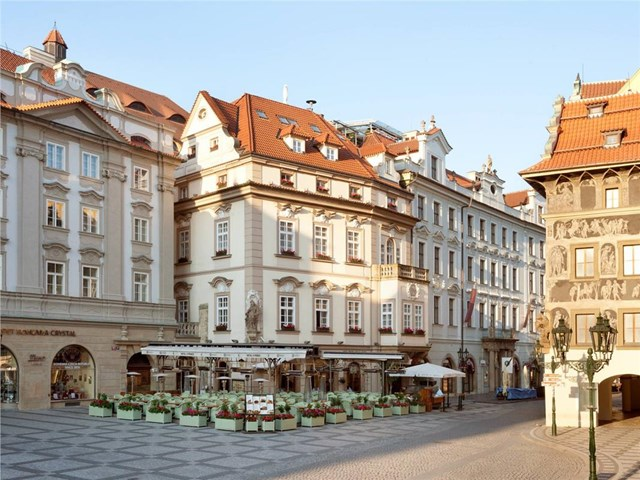 Cheap Hotels In Prague Centre