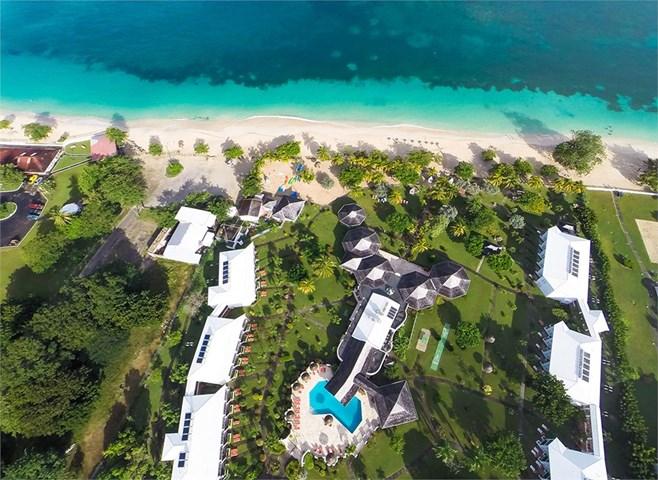 Coyaba Beach Resort Grenada Hotel Grand Anse Grand Anse Grenada