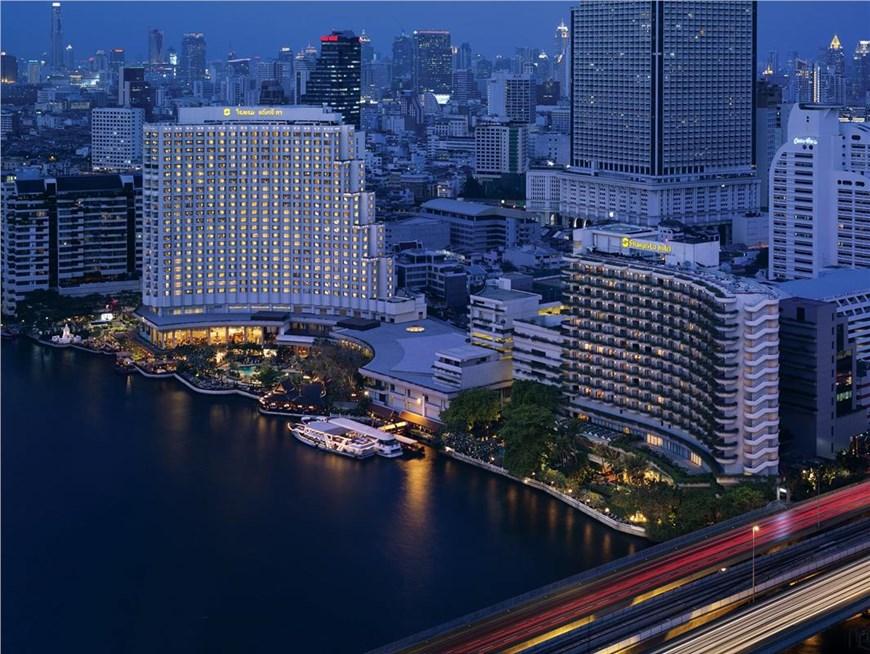 Shangri La Bangkok Hotel Riverside Thailand Emirates Holidays