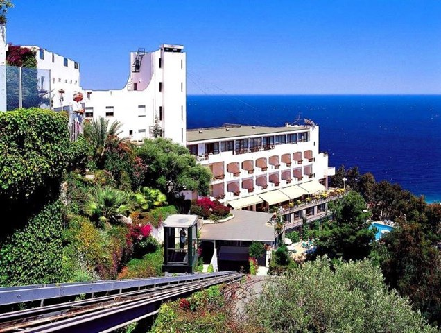 Antares Olimpo Le Terrazze Hotel, Letojanni, Sicily, Italy | Travel ...