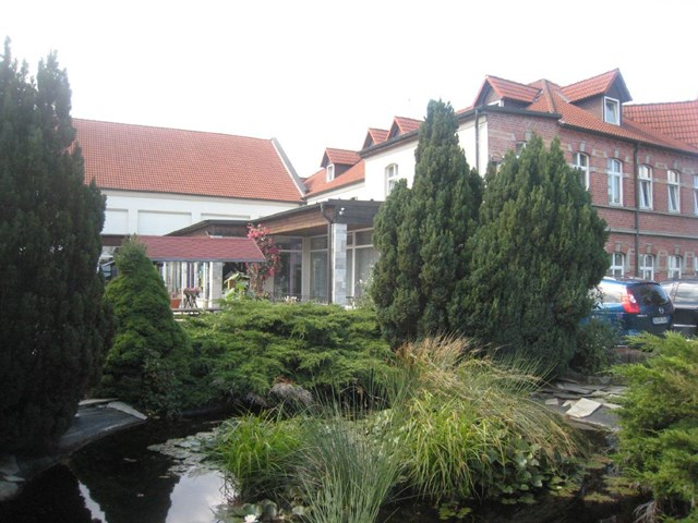 Schone Aussicht Hotel Weissenfels Saxony Anhalt Germany Travel