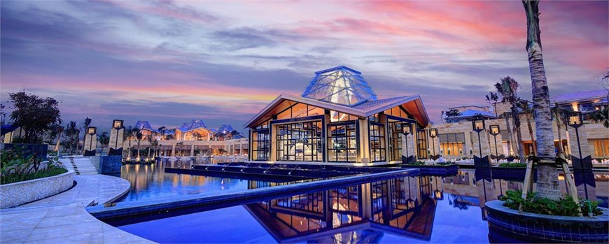 The Mulia Bali Nusa Dua Indonesia Emirates Holidays