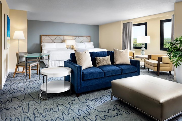 Walt Disney World Swan And Dolphin Resort, Bay Lake, Florida