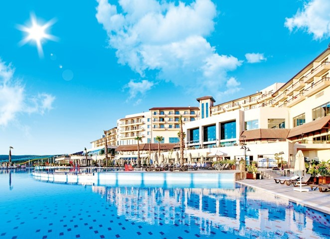 Euphoria Aegean Resort And Thermal Sigacik Izmir Turkey Travel Republic