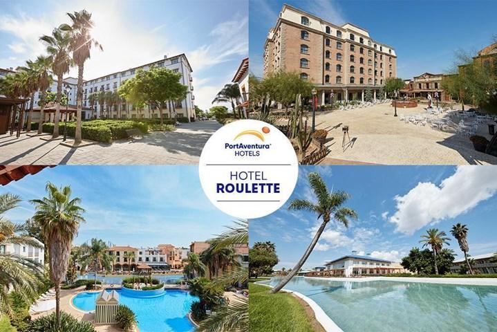 1 1 - Hotel roulette port aventura ...