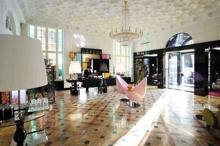 Grand Hotel Palace Rome Italy Emirates Holidays