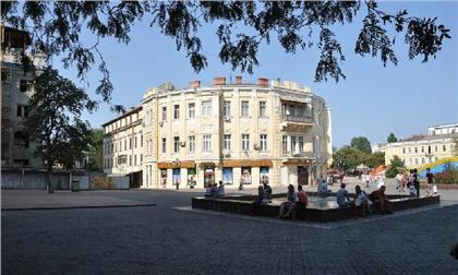 Deribas Hotel Odessa Odessa Ukraine Travel Republic
