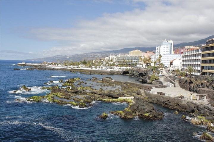 4dreams Hotel Chimisay Puerto De La Cruz Tenerife Spain Travel