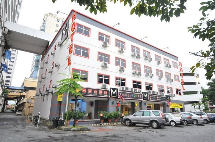 M design hotel at pandan indah kuala lumpur malaysia for Design hotel pandan indah