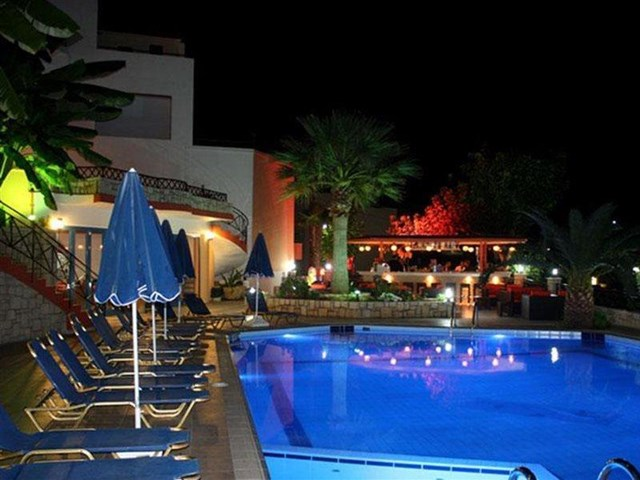 Sunset Hotel Apartments Bali Crete Greece Travel Republic