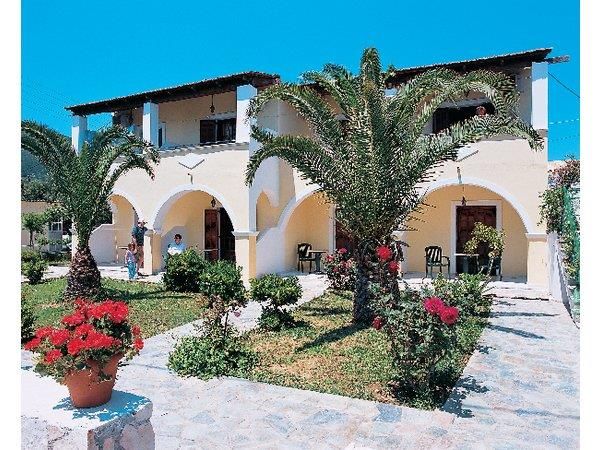 Paradise Studios And Apartments, Alykes, Zante (Zakynthos ...