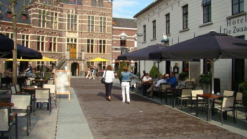Hotel & Brasserie de Zwaan Venray - room photo 4919182