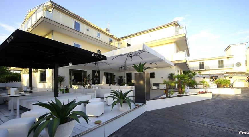 Victoria Hotel Pomigliano D Arco Na