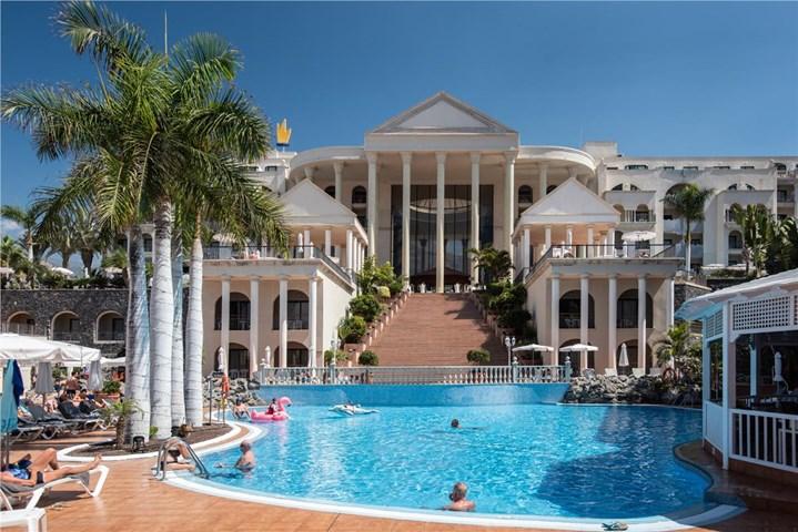 Bahia Princess Hotel Costa Adeje Tenerife Spain Travel Republic