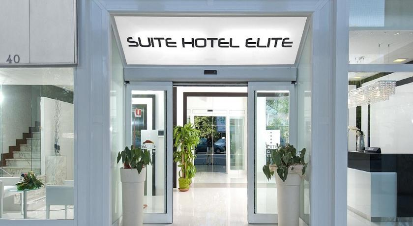 Suite Elite Hotel Bologna