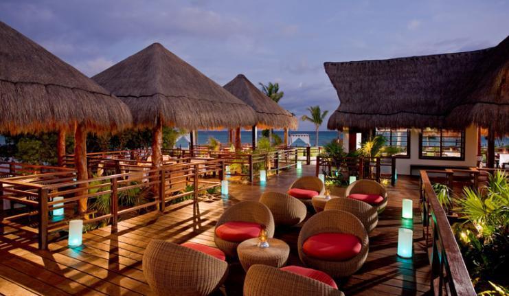Grand Sunset Princess Hotel Playa Del Carmen Riviera Maya