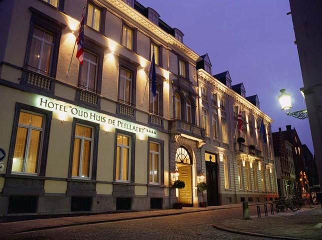 Oud huis de peellaert hotel travel republic - Oud huis ...
