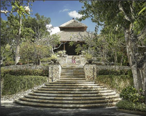 Four Seasons Resort Bali At Jimbaran Bay Jimbaran Indonesia Emirates Holidays
