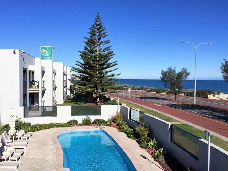 Quality Resort Sorrento Beach Hotel Perth Western Australia